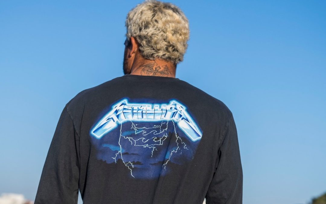 Billabong LAB Releases New Metallica Collection