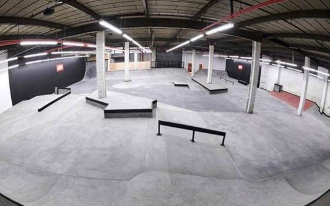 Vans Skate Space 198 Now Open