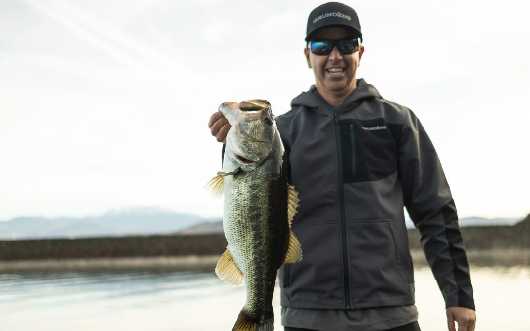 Grundéns Partners with Todd Kline, Major League Fishing