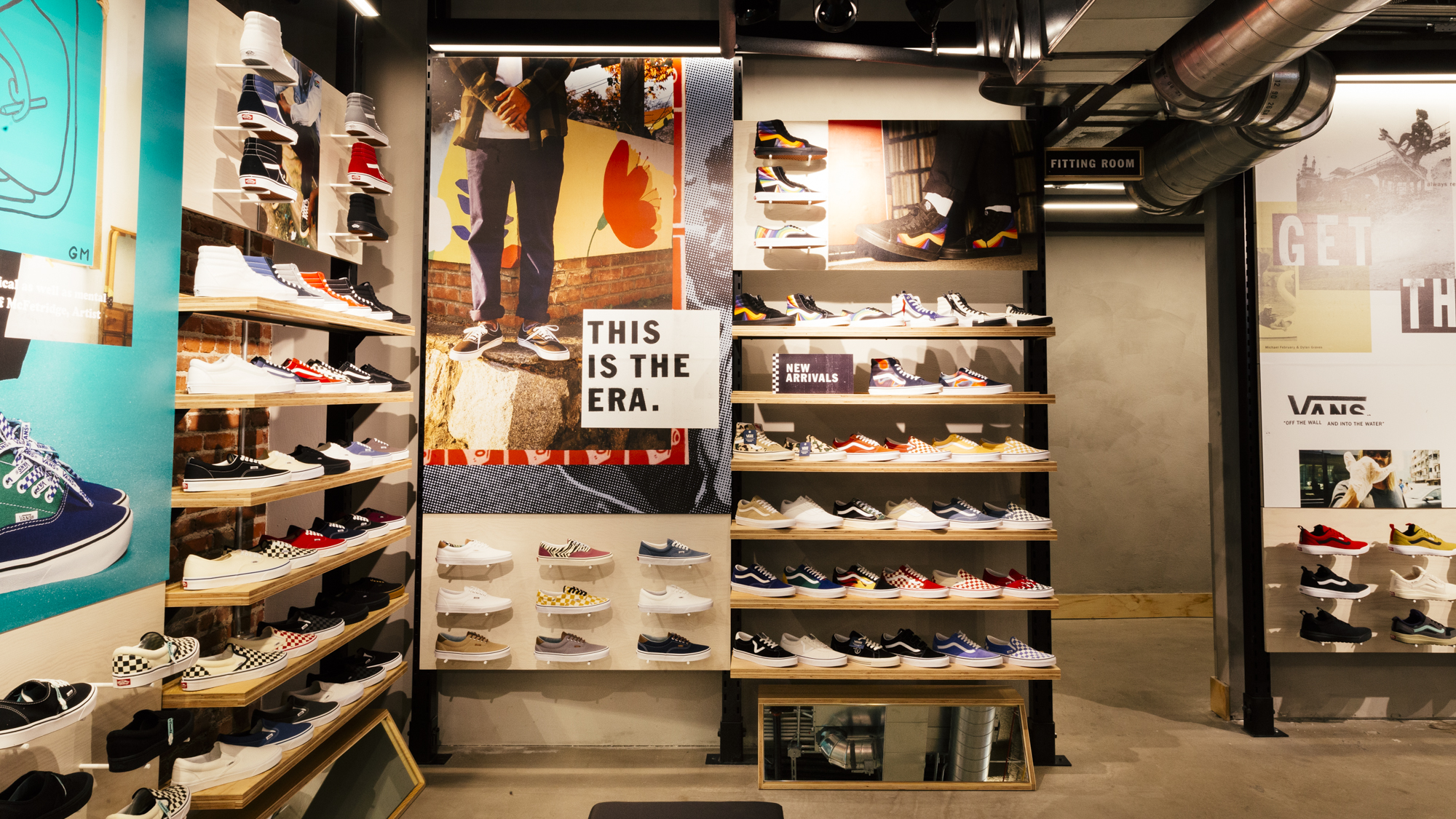 Contracción Disciplina Destilar  Vans Open New Store in Downtown LA | Shop-Eat-Surf