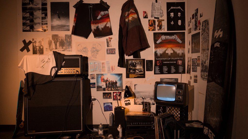 Metallica MOP Room GIF