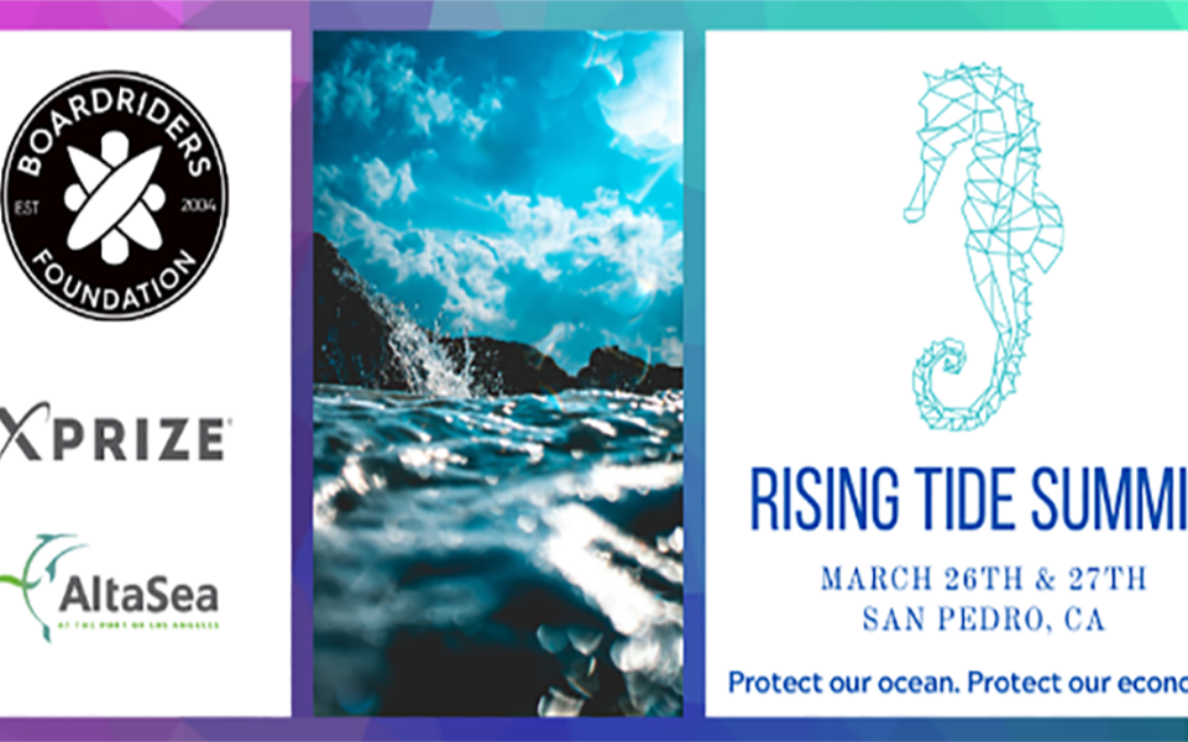 RSVP Now for the Rising Tide Summit