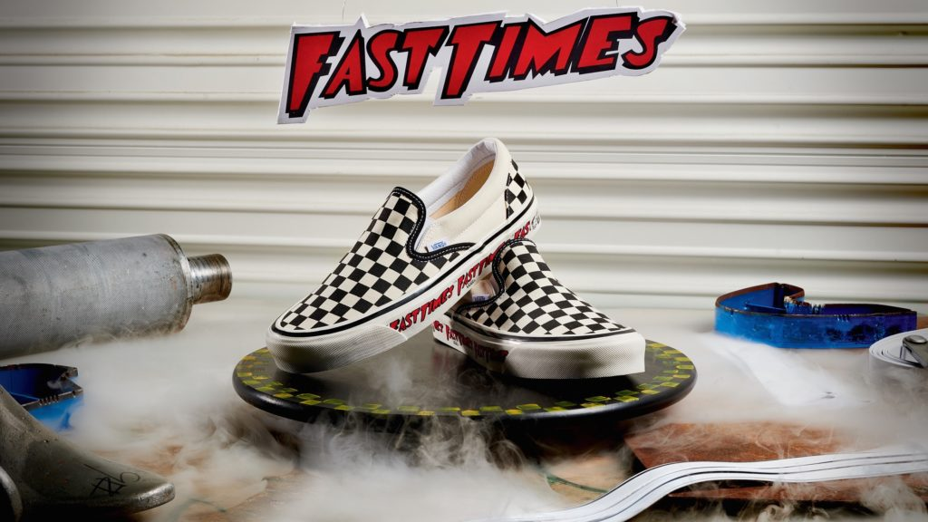 """Vans to Reissue """"Fast Times"""