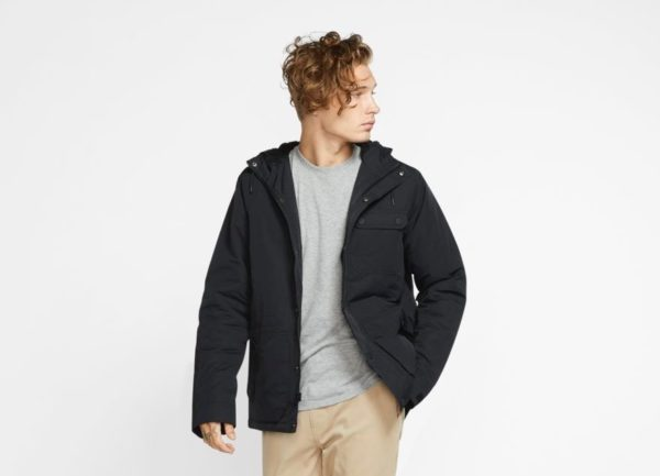 hurley slammer mens jacket FnlWBb