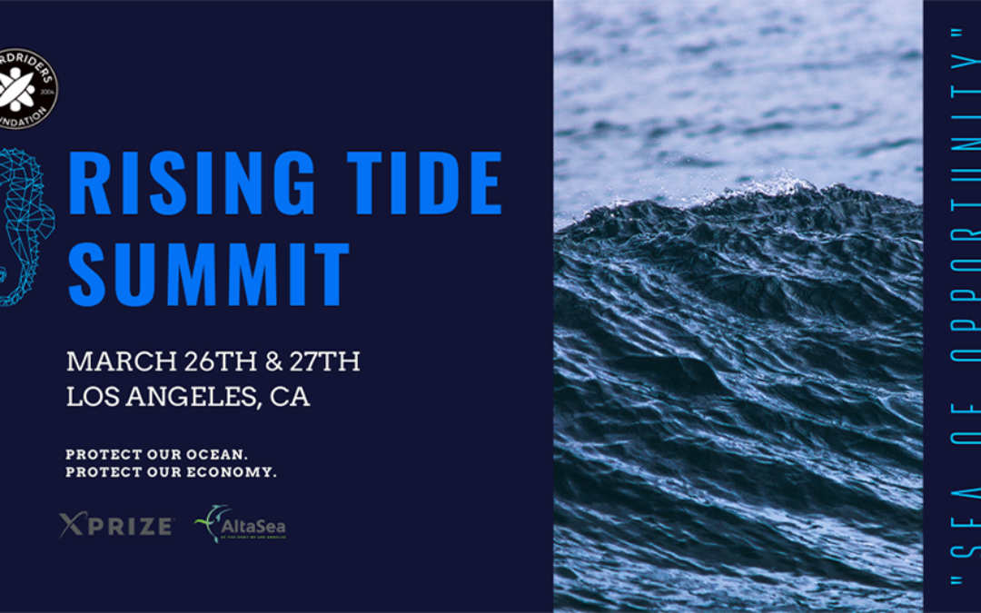 Rising Tide Summit Returns to Port of Los Angeles