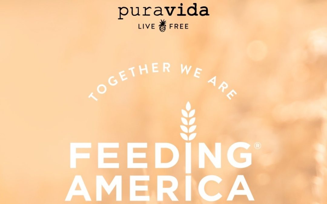 Pura Vida Bracelets to Donate $1 to Feeding America for Every Purchase in April