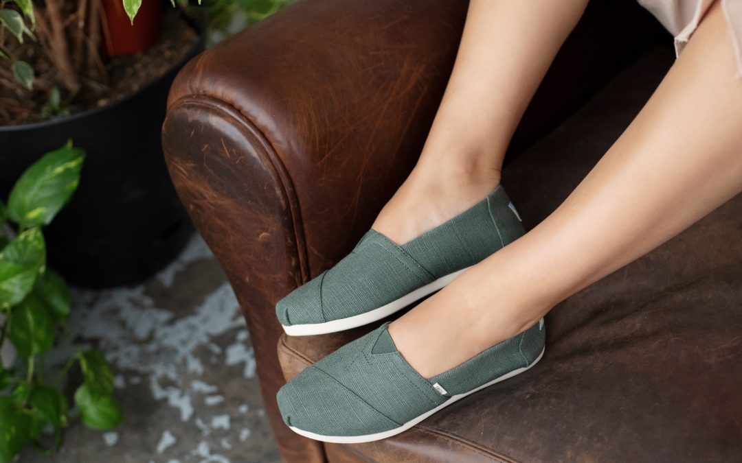 TOMS Is Donating One-third of Net Profits to Giving Partners Responding to COVID-19