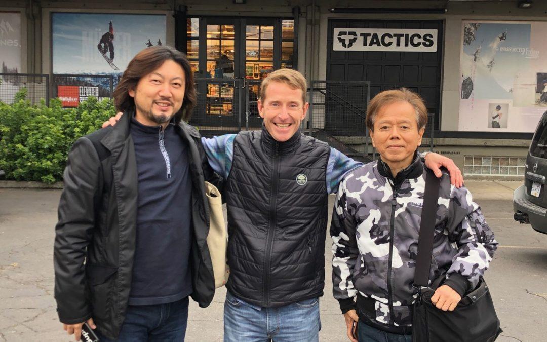 Tactics MasahiroTakahashi BobChandler Hideki Kato TSI
