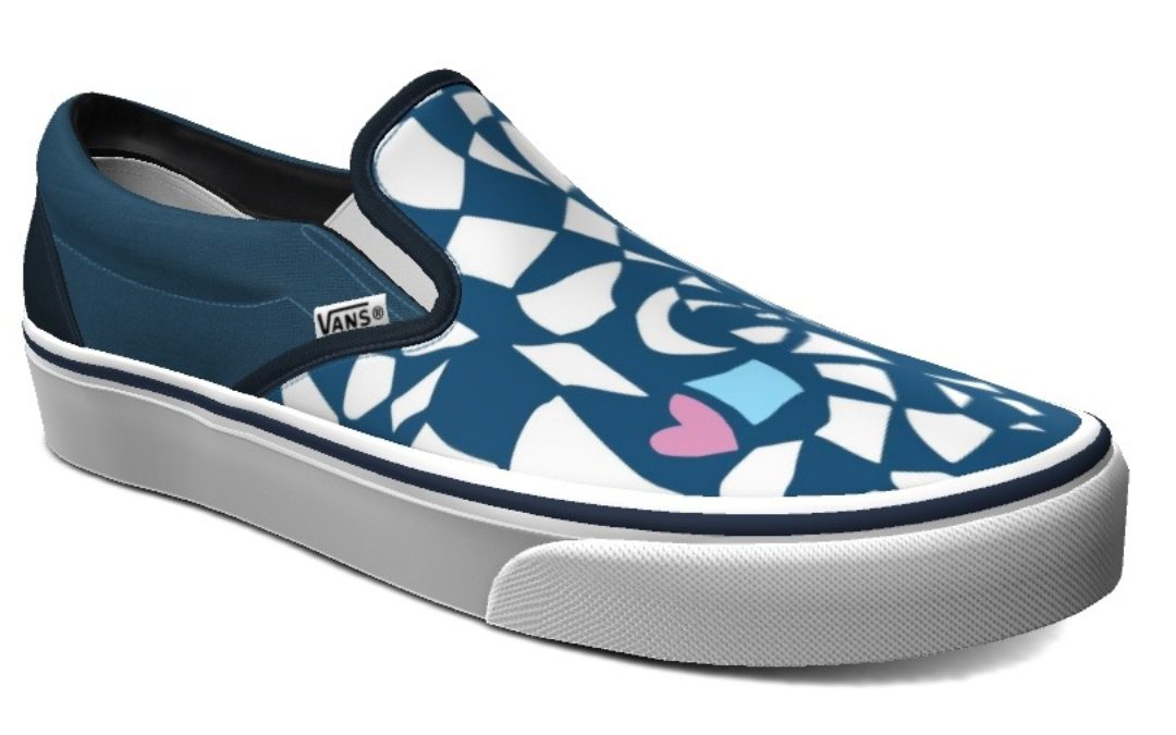 Vans FootTheBill Bluetile Hero