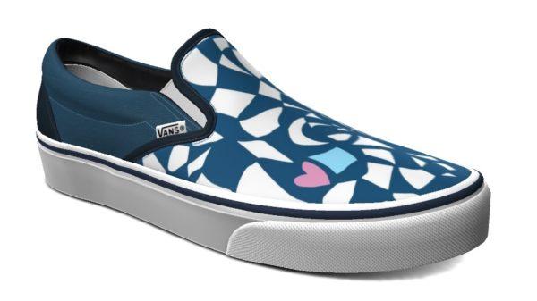 Vans FootTheBill Bluetile Hero