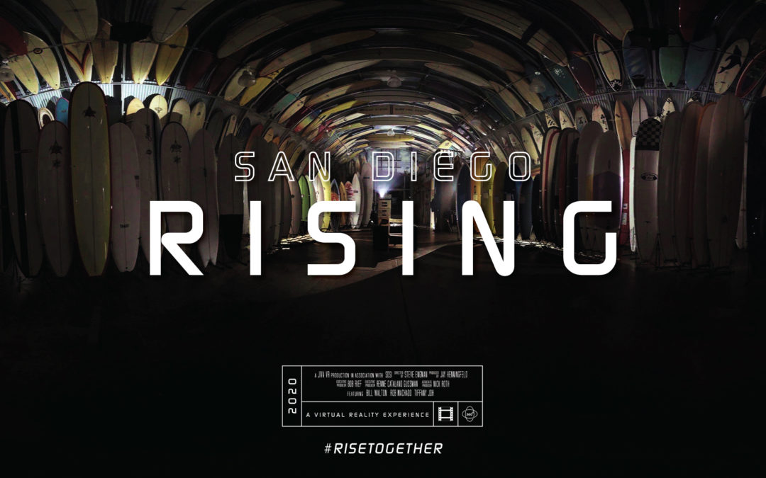 Interview with Bob Rief – San Diego Rising