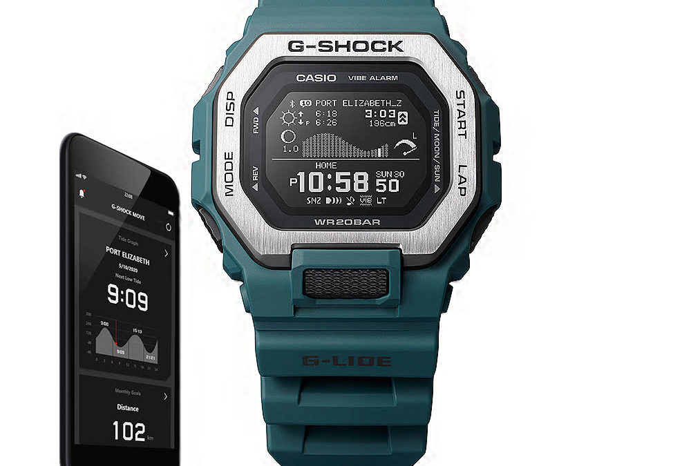 GSHOCK GBX100
