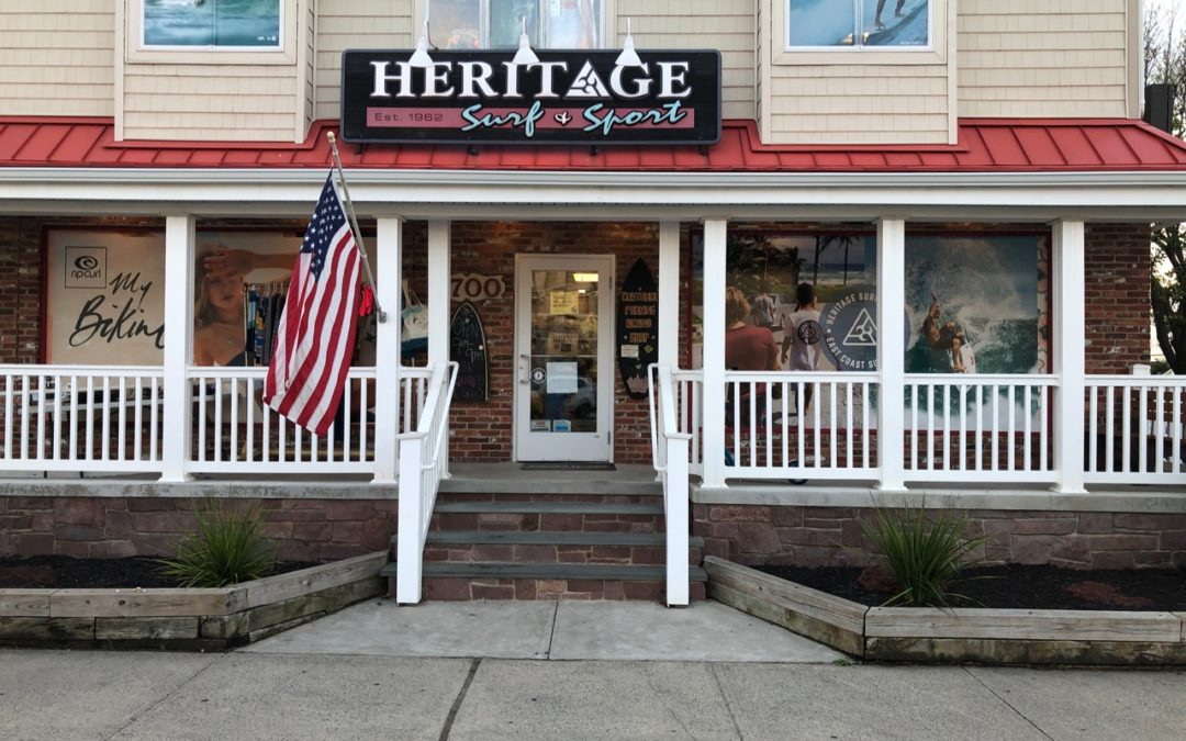 Heritage SeaIsleCity