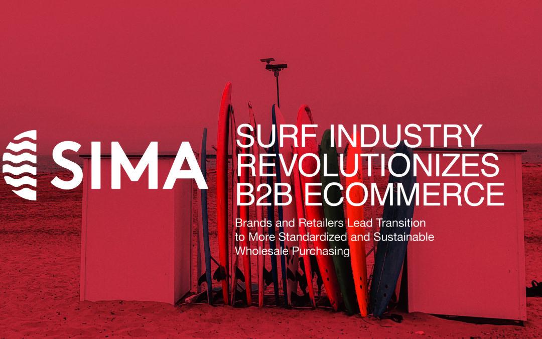SIMA Helps Industry Revolutionize B2B eCommerce