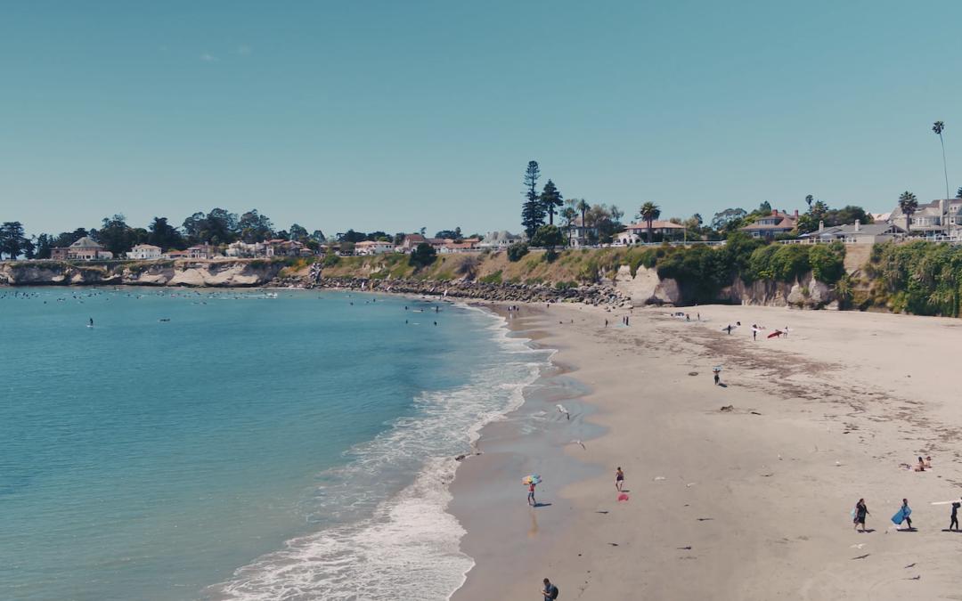 Cowell's Beach Drops Off Beach Bummer List