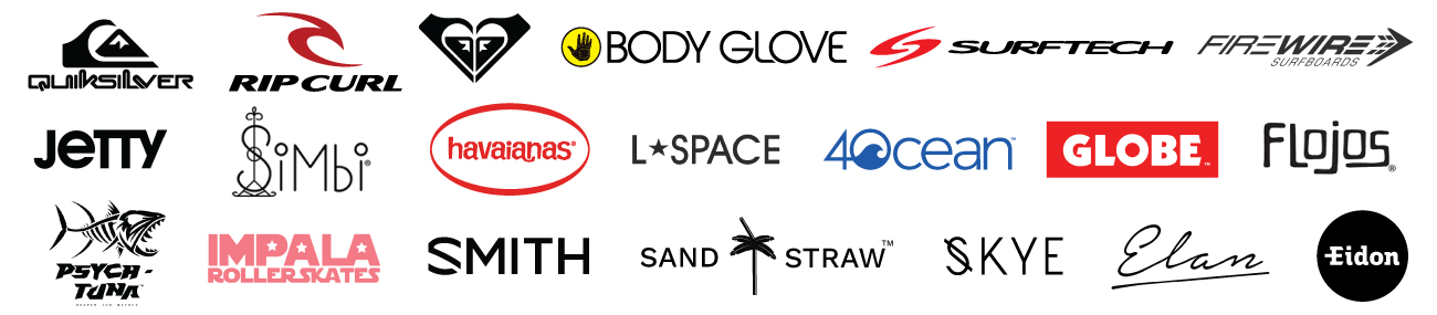 Brands For SES Surfexpoconnect