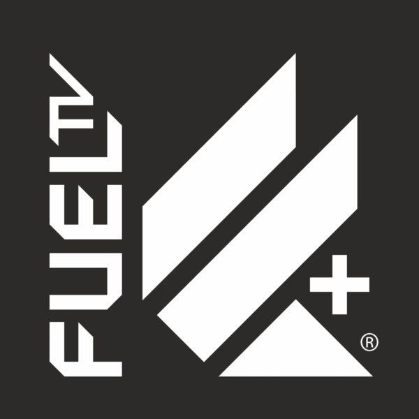 FUELTV PLUS black logo