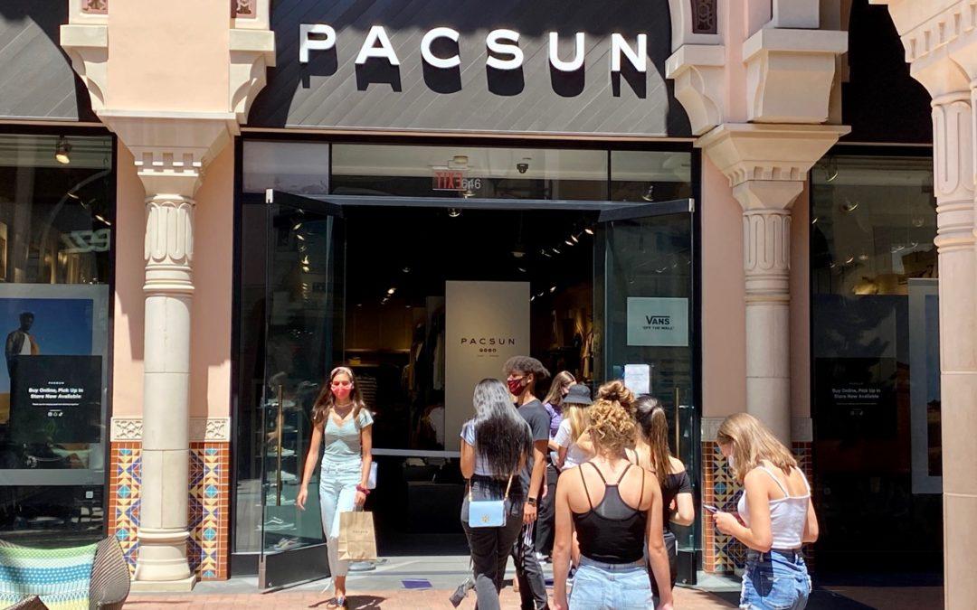 StoreTour Pacsun