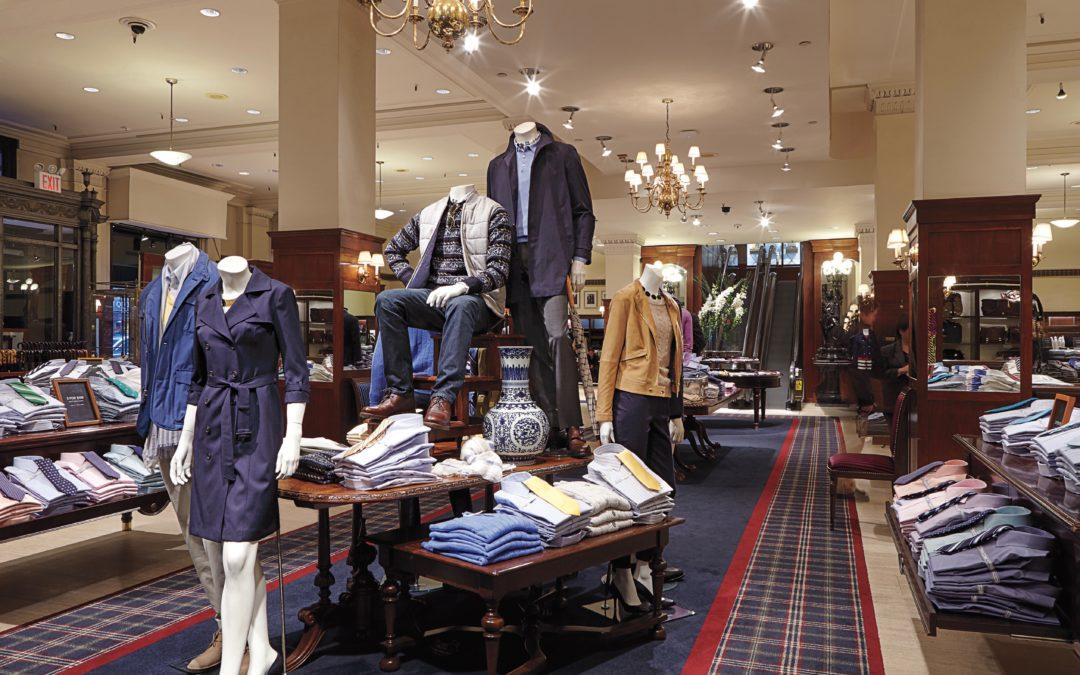 Brooks Brothers 346 Madison Flagship 1st Floor