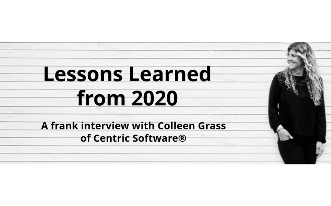 Lessons Learned from 2020