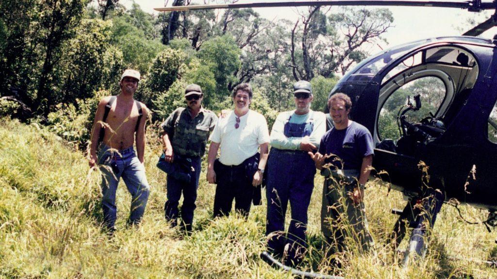 Arbor 1995 Founder Chris Jensen Harvesting Sustainable Koa