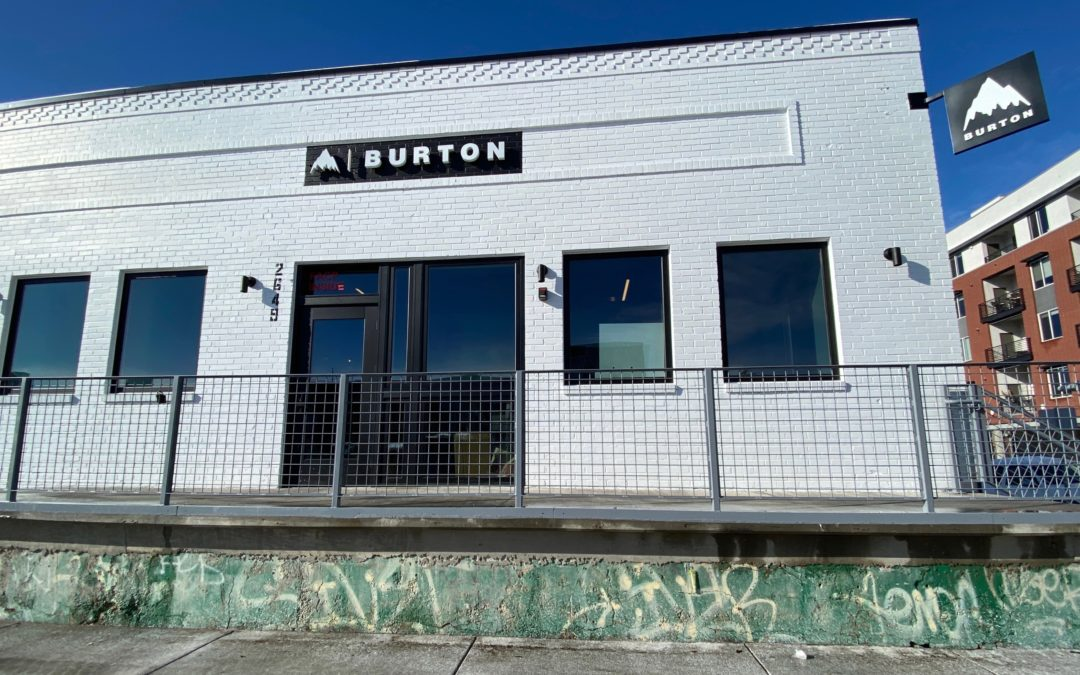 Burton Opens Retail and Employee Hub in Downtown Denver