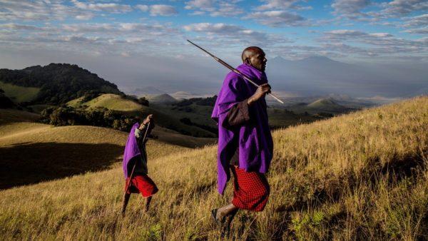 Conservation International Chyulu Hills Kenya
