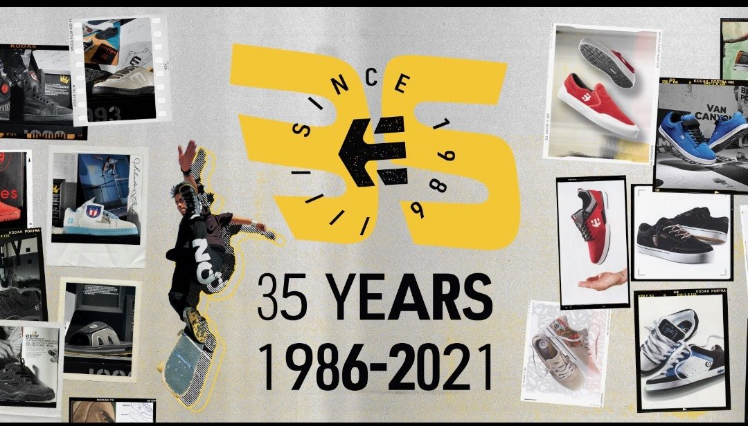 etnies 35 year News Release Image 1