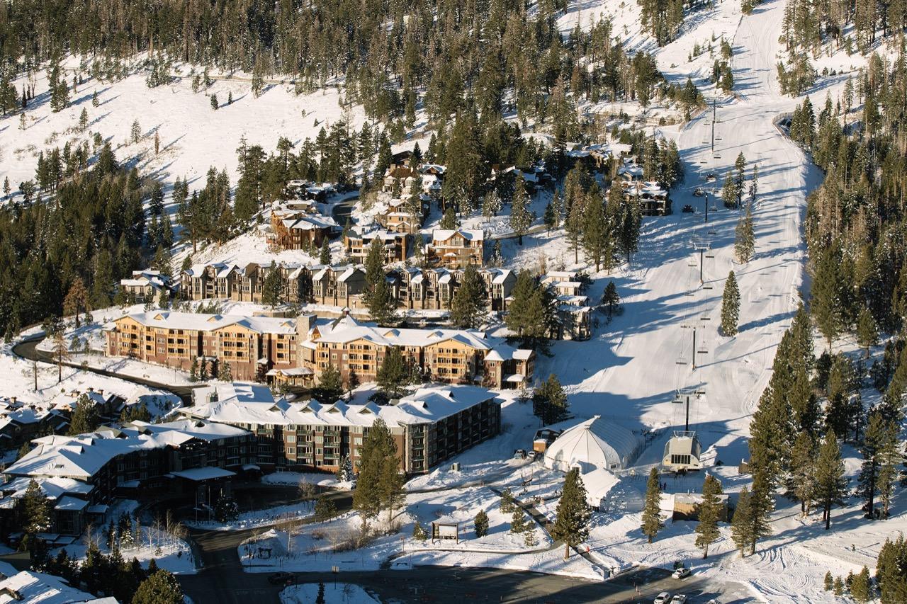 mammoth housing