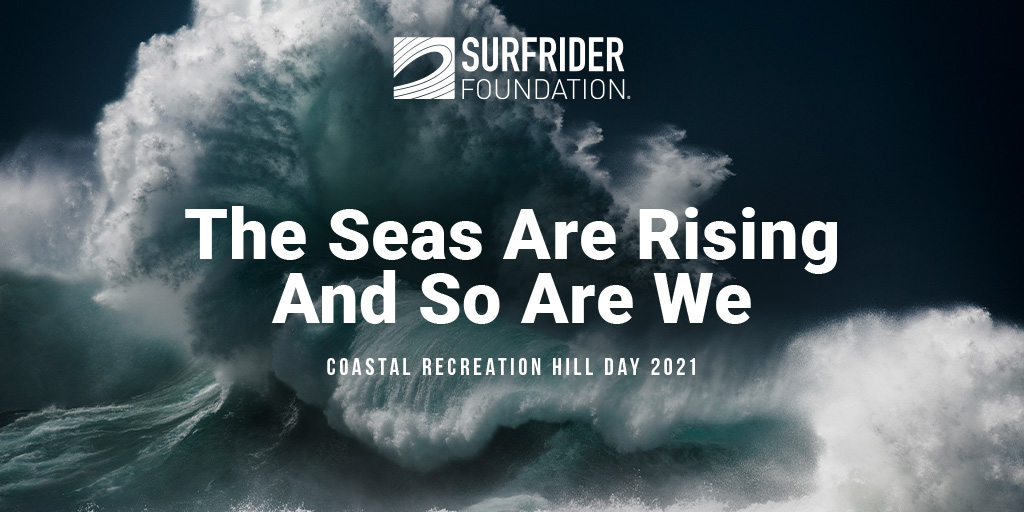Surfrider to Meet with U.S. Officials to Demand Action on the Climate Crisis