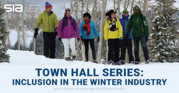 Inclusion in the Winter Industry email