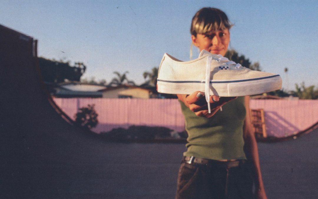 SP21 Skate Authentic LizzieArmanto SHOE 1