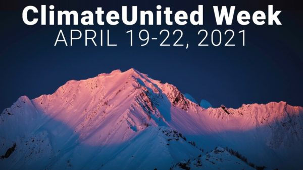 ClimateUnited Week 2021 Square