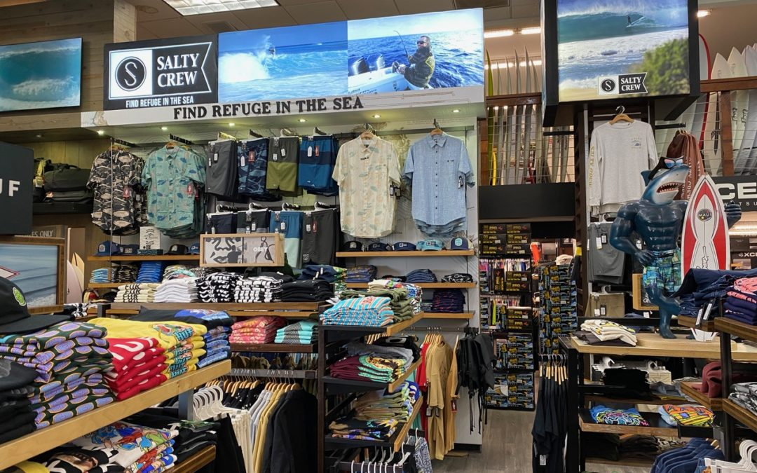Globe CEO on Salty Crew, Globe Hardgoods, and the Company's Record Year