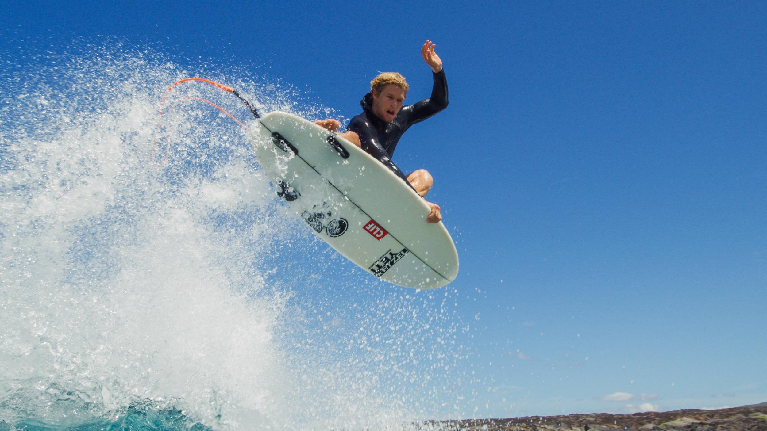 S21 Surf JJF Parallel Sea surf action kaimana orange 47