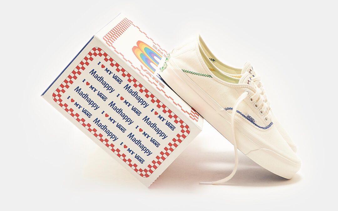 Vans Shoe Layflat Feed 14