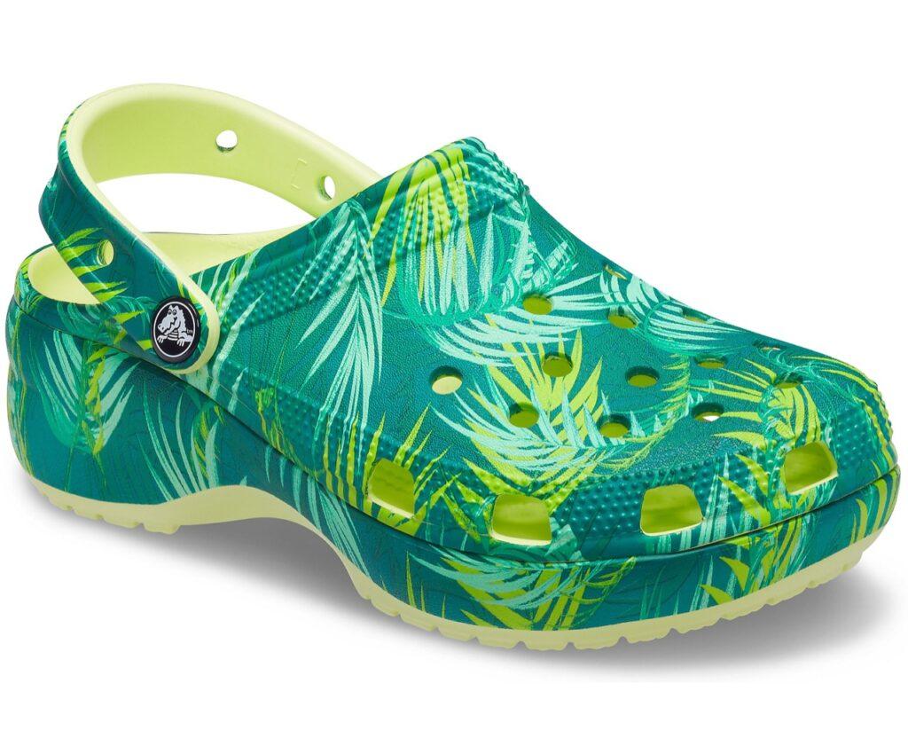 Crocs tropical