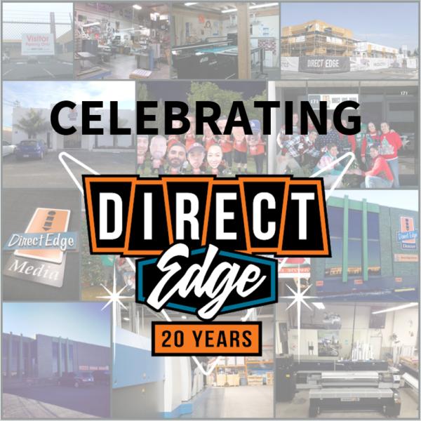 Direct Edge 20 Year