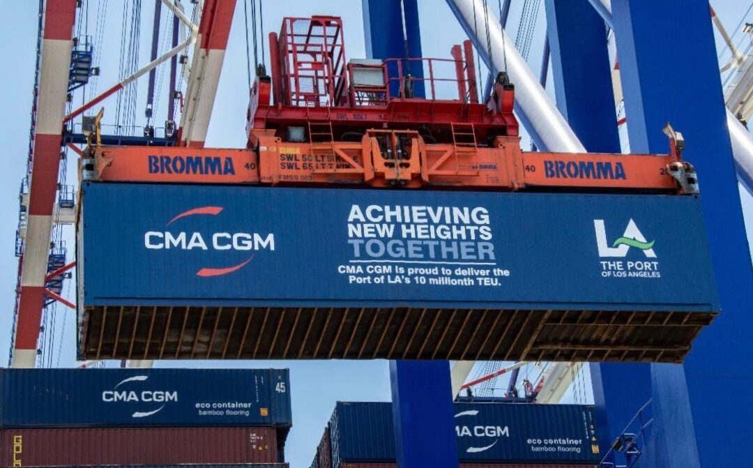 Port of Los Angeles Reacts to 24/7 Operations Announced by President Biden