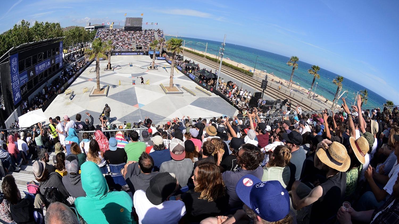 ProOpen Barcelona Crowd