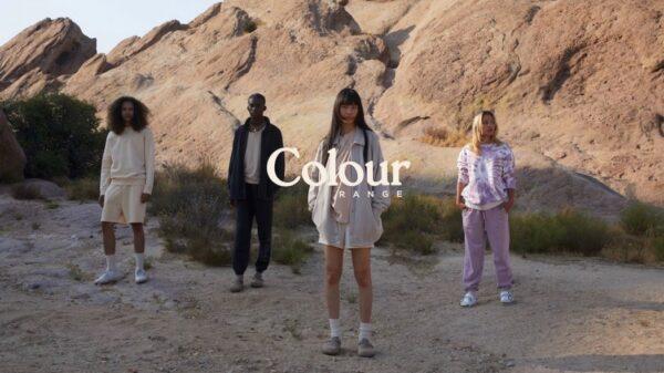 Colour Range Campaign
