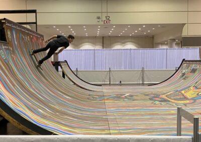 expo21 skateramp