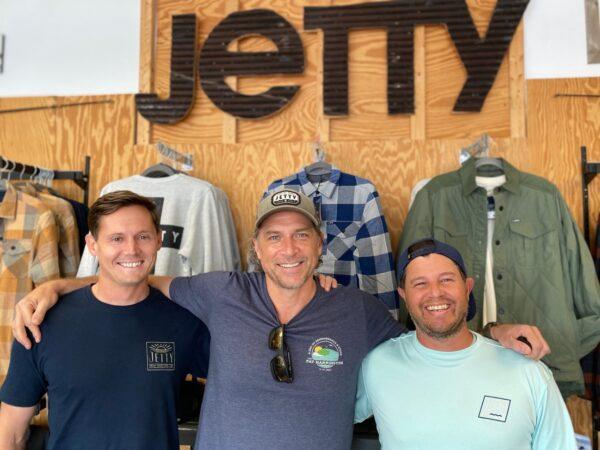 jetty JohnClifford CoryHiggins JeremyDeFilippis