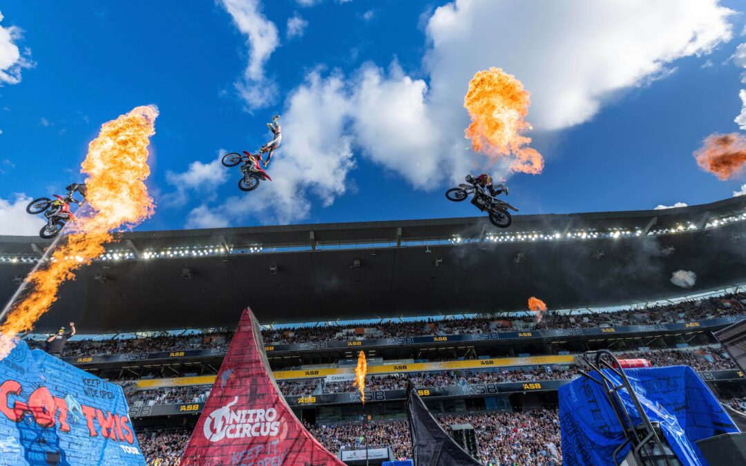 Nitro Circus to Launch 2022 Australian and New Zealand Tours