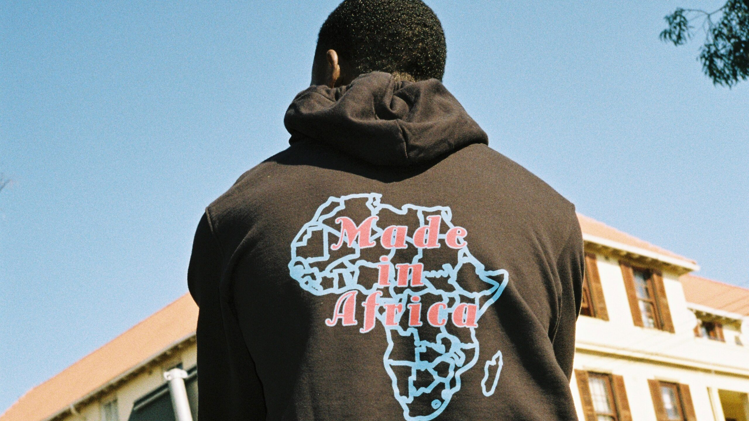 Mami Wata AW21 Made in Africa Hoody