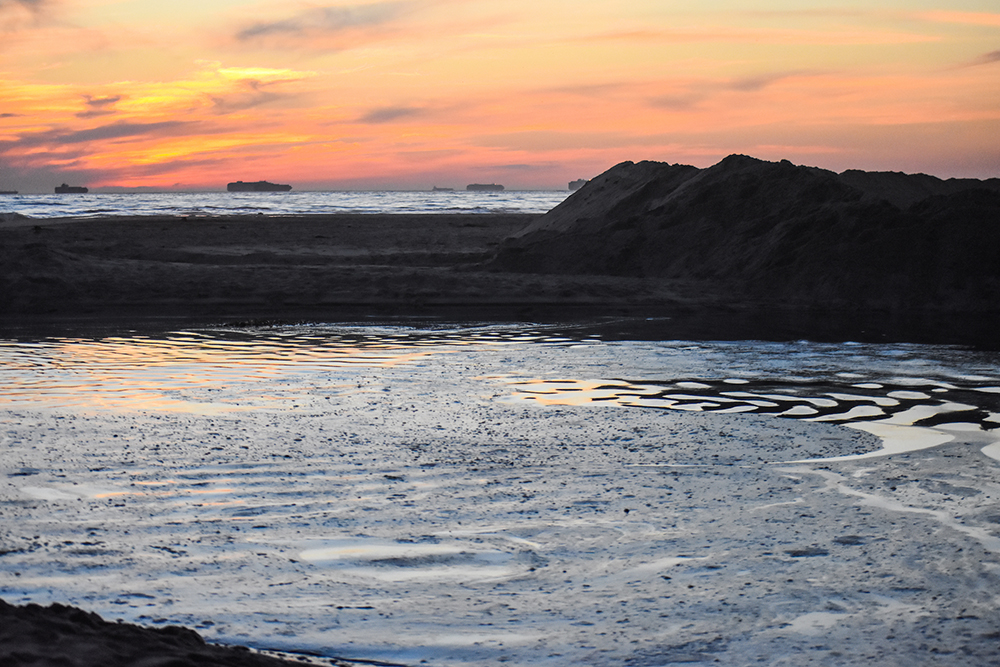 River Jetties Huntington Beach credit Mona Haddad with Surfrider Foundation